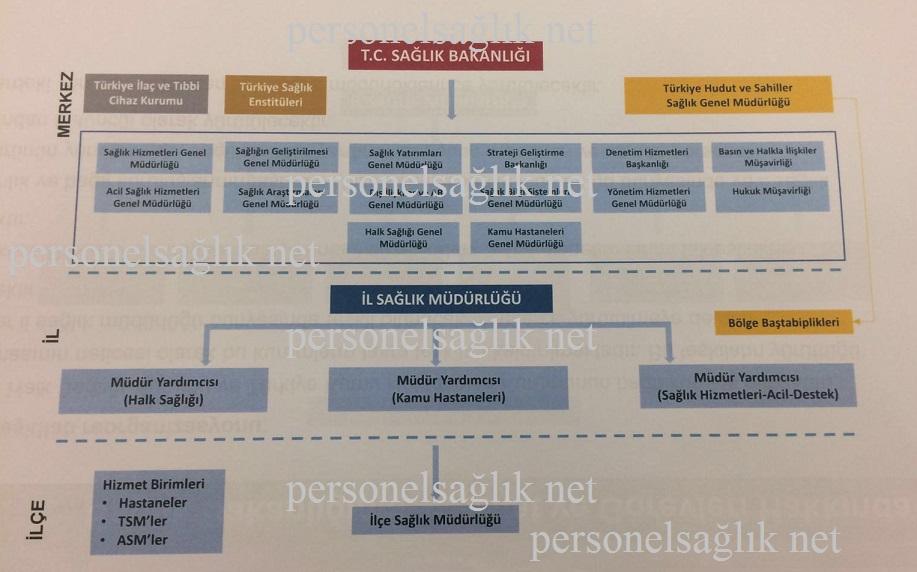 İşte KHK ile Çıkacak Sağlık Bakanlığı YENİ Teşkilat Şeması