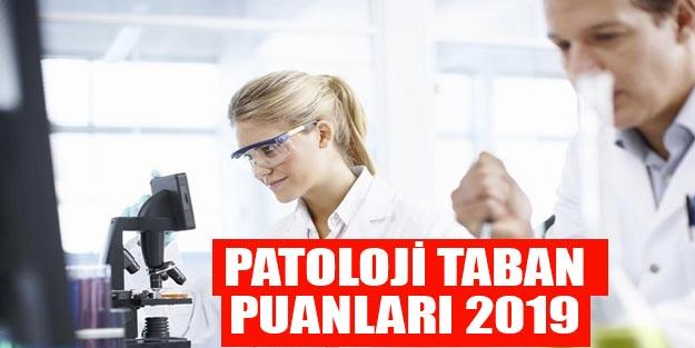 2019 Patoloji Taban Puanları ve Başarı Sıralaması