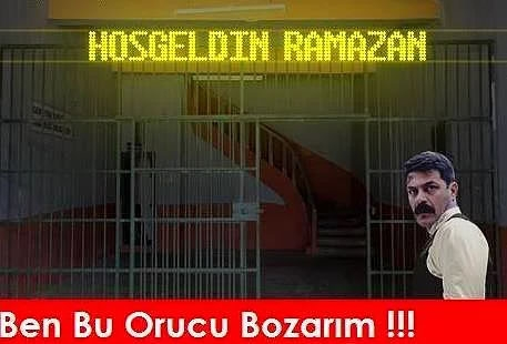 Komik Ramazan Capsleri