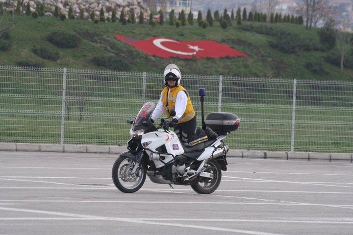 Motorize 112 Ekipleri