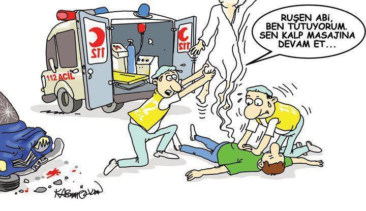 Mart 2012-Karikatürler