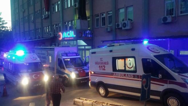 112 Acil Sağlık ekipleri özellikle hafta sonları adeta yerinde durmuyor