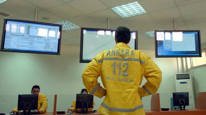 112'yi gereksiz arayana 344 TL para cezası