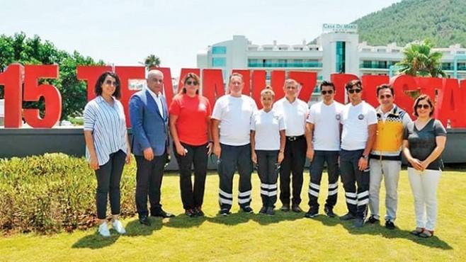 15 Temmuz'un Kahramanları 112 Acil Sağlık Ekipleri
