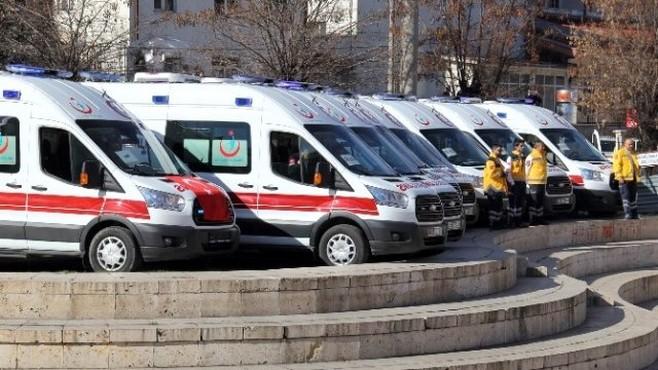 20 ile 80 Yeni Ambulans