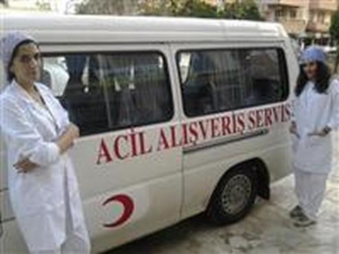 Şaşırtan Ambulans
