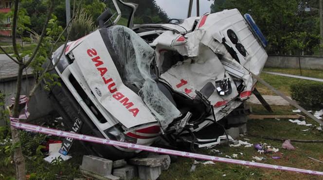 Ambulans Kazalarını Önleyecek 10 Madde