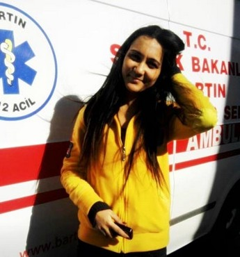 112 Personelleri Kaza Yaptı : ATT Pınar KESKİN Hayatını Kaybetti!