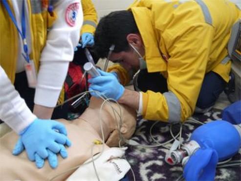 112 Acilde Görev Yapan ATT ve Paramediklerin Dikkatine