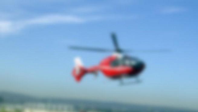 Ambulans helikopter düştü: 2 ölü