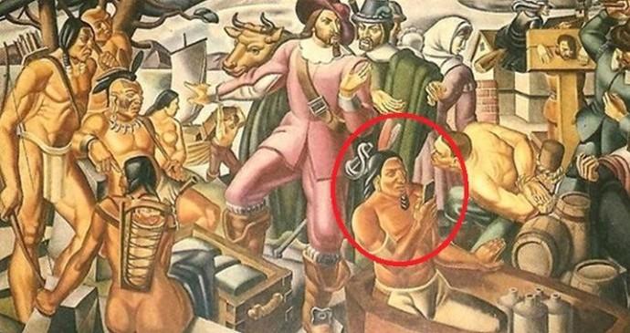 90 Yıl Önce Çizilen Tablodaki Cisim, Cep Telefonu Olabilir Mi?