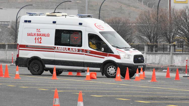 Ambulans Sürücüleri All-Star İçin Yarıştı