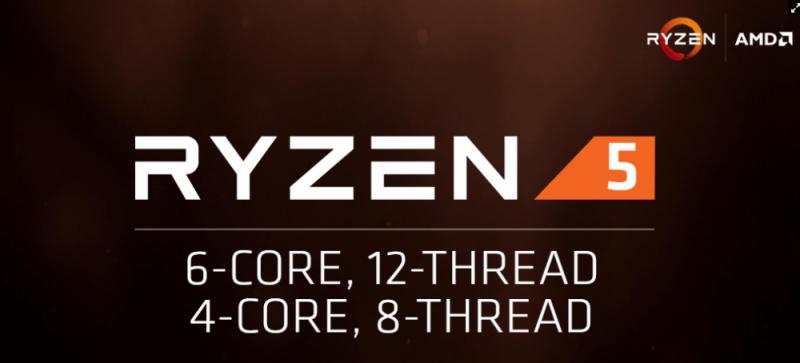AMD Ryzen R5 Satışa Sunuldu
