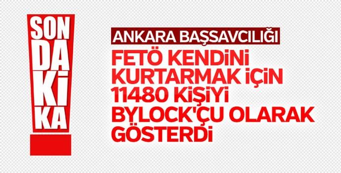 Ankara Başsavcılığından ByLock açıklaması