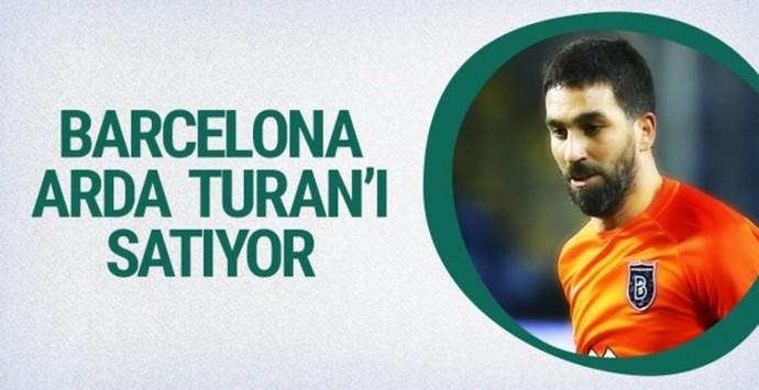 Barcelona Arda Turan'ı satıyor