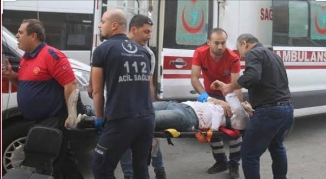 Barış Pınarı Harekatında Görevli Üç 112 Acil Çalışanı Yaralandı