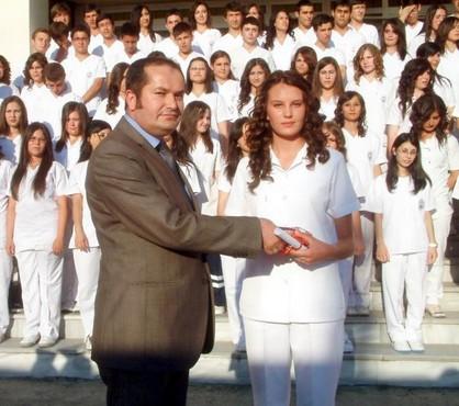 Burhaniye Atatürk Sağlık Meslek Lisesi Mezuniyet Coşkusu