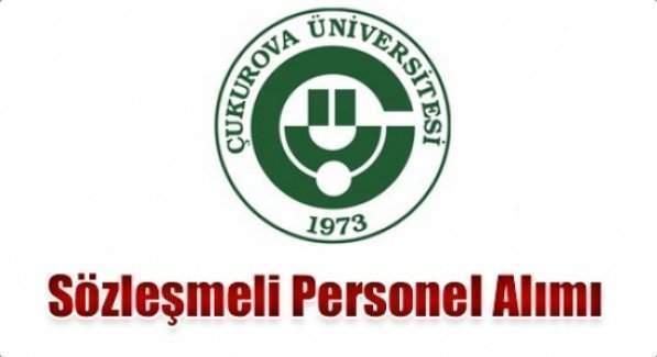 Çukurova Üniversitesi En Az Lise Mezunu Sağlık Personeli Alacak