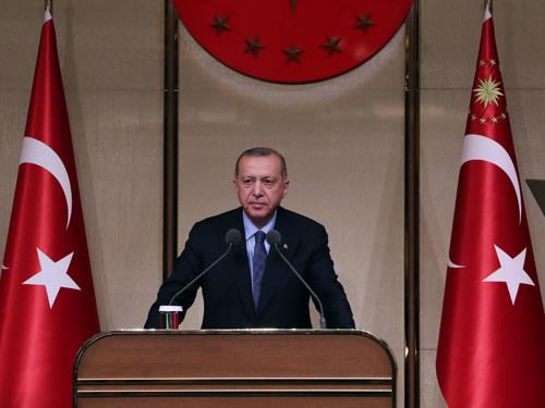 Cumhurbaşkanı Erdoğan'ın Sağlık Çalışanları İle İftar Programının Tam Metni
