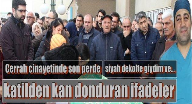 Doç. Dr. Mustafa Girgin cinayetinde kan donduran ifadeler