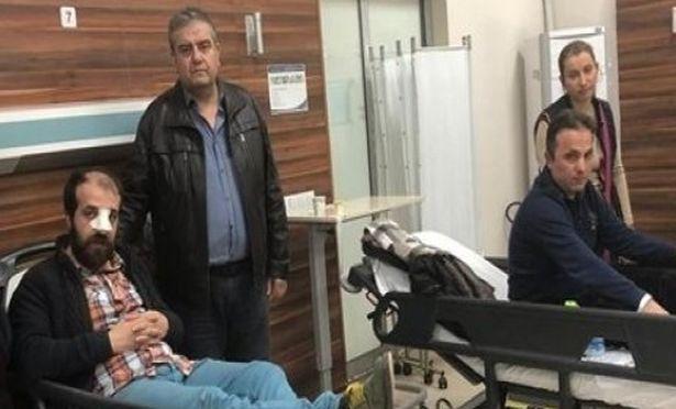 Doktora saldırı anı güvenlik kamerasında: İl Sağlık Müdürlüğü suç duyurusunda bulundu