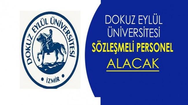 Dokuz Eylül Üniversitesi Sağlık Personeli Alım İlanı (En Az 3.773 TL Maaş)