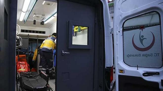Dünyada ilk: Tunceli'ye zırhlı ambulans gönderildi