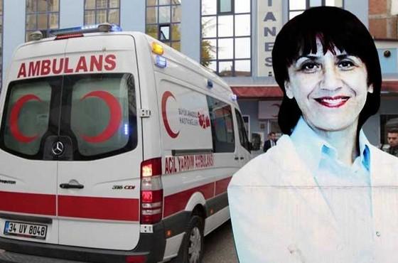 Samsun'da Dr. Aynur Dağdemir hastanede öldürüldü, saldırgan intihar etti