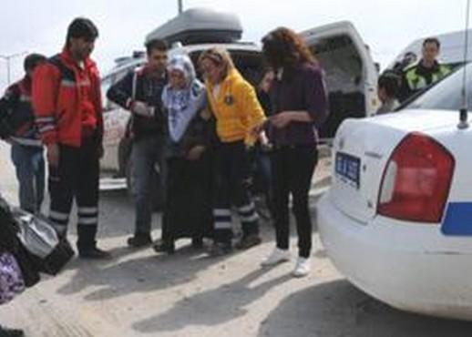 Van 112 Ambulans Kazası