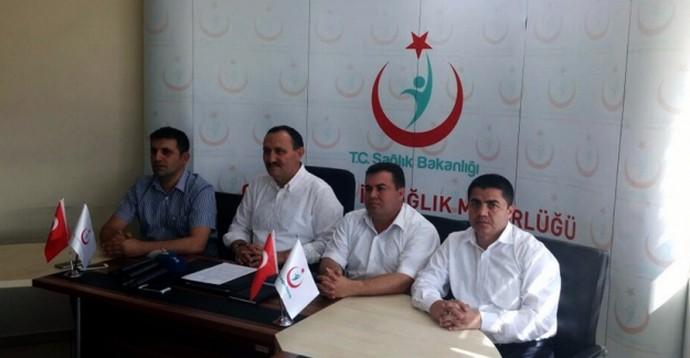 Gaziantep'te 111 sağlık personeli görevden uzaklaştırıldı