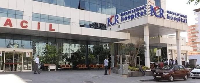 Hastanede yangın: 2 ölü
