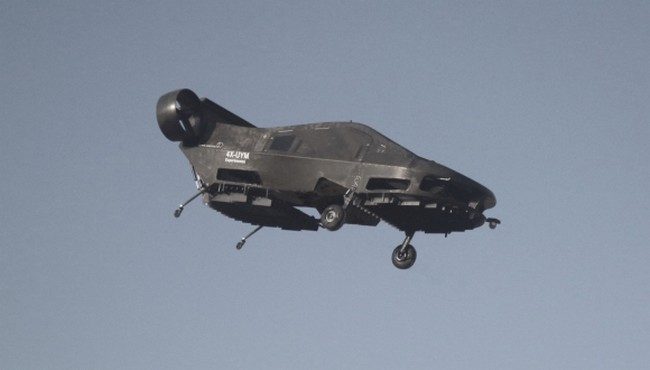 Hem uçan hem robotik ambulans