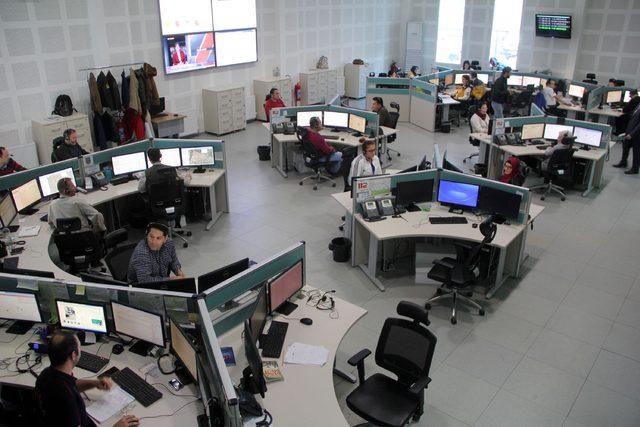Manisa'da 112 Acil'e asılsız çağrı yapan 17 kişiye para cezası