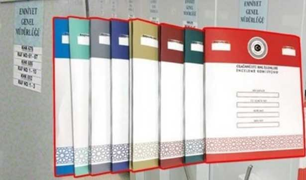 OHAL Komisyonunda Sağlık Bakanlığı itirazları turkuaz renk