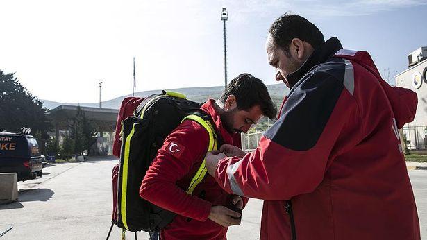 Sağlık çalışanları gönüllü 'Afrin nöbeti'nde