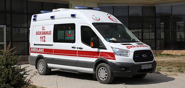 112 Ekibi Poliklinik Çalışanları Tarafından Darp Edildi