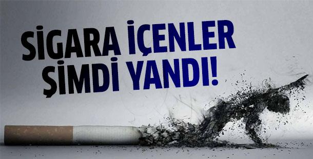 Sigara yasağı ihlalini sona erdirecek uygulama