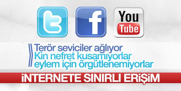 Sosyal medyaya terör önlemi