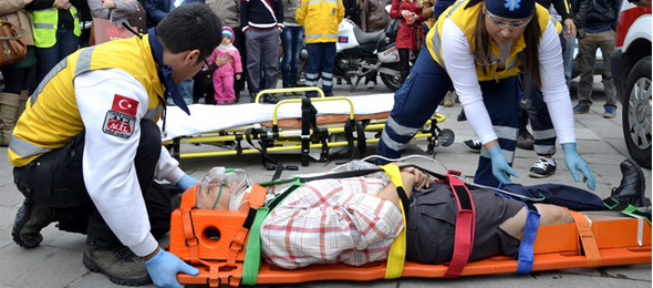 TSS:Paramedikler Günü Mesajı