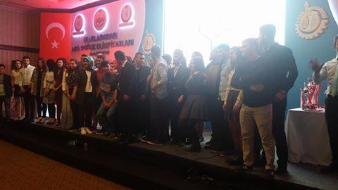 Uluslararası Acil Sağlık Olimpiyatları Gala Gecesi ve Ödül Töreni ile Sona Erdi