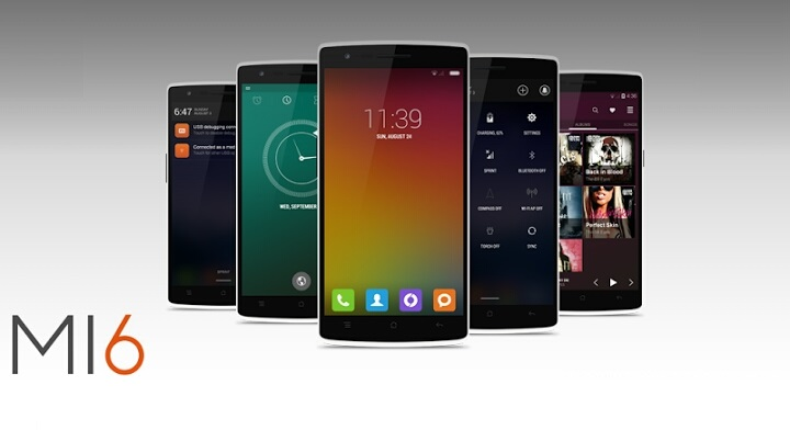 Xiaomi'den Samsung Galaxy S8 rakibi amiral gemisi telefon: Mi 6