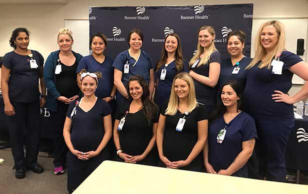 Yoğun bakım 3 ay kapanabilir! 16 hemşire aynı anda hamile kaldı!