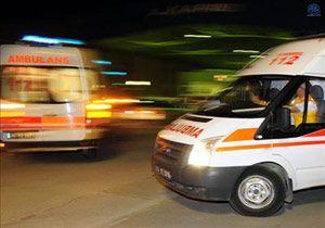 Hasta Yakını Ambulans Şoföründen Şikayetçi Oldu