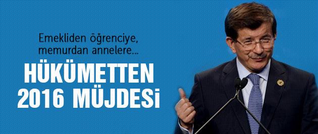 2016 eylem planı Davutoğlu açıkladı