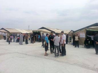 Nevşehir UMKE Ekibi Görevini Başarıyla Tamamladı