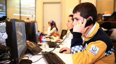 112 Çağrı Merkezi'ne hakarete 15 bin TL'lik para cezası