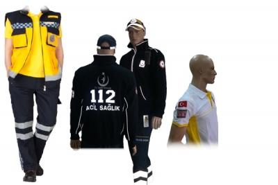 112 personeline verilecek giyecek yardımlarında değişikliğe gidildi.