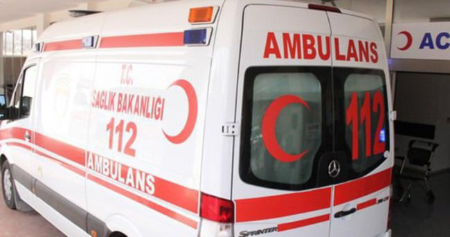 PKK'lılar ambulans kaçırdı!