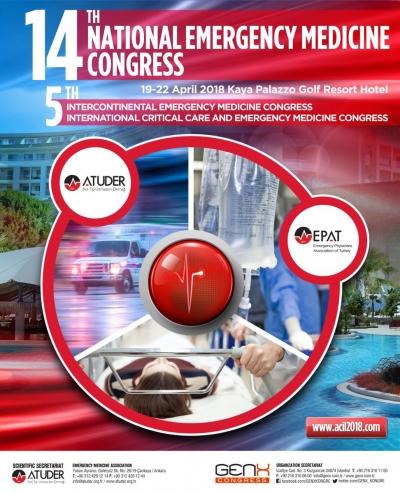 14. Ulusal Acil Tıp Kongresi