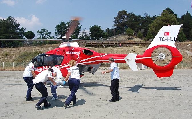 112 Helikopter Ve Uçak Ambulans'ın Hayati Değeri